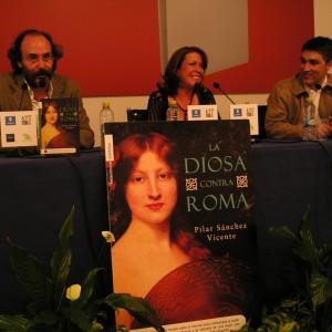 Con Alfonso Mateo-Sagasta y Chus Turón