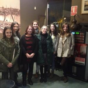 Entrevista de las alumnas del IES Piles