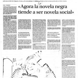 Les Noticies, 05/12/2010