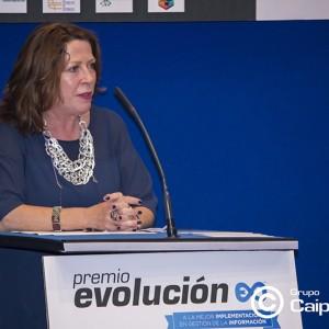 Premio Evolucion 16 Atril