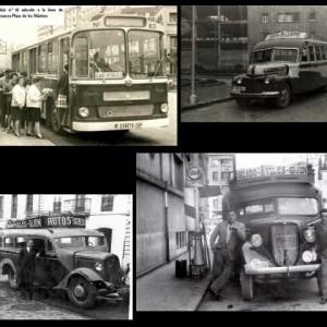 Autobuses de antes