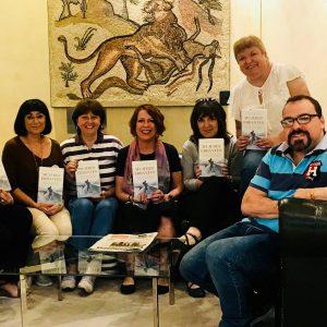 Madrid. Con las Yincaneras