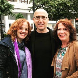 FLX. Con Laura Castañón y Oscar López