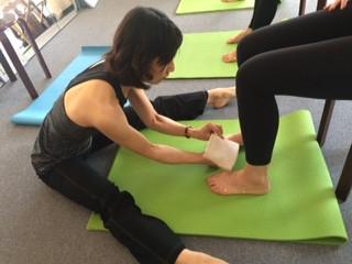 ballet ,pilates, anatomy,バレエのための解剖学ピラティス、写真
