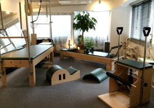 Pilates Equipment Machine Studio ピラティス マシン 搬入 スタジオ