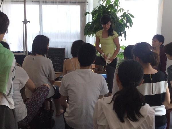 スタジオ 1周年 イベント Atsumi 写真 歩行 ピラティス 膝 股関節 疾患 Studio Lesson Pilates Photo