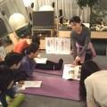 trainer studymeeting pilates yoga instructor Fascia breath hip joint foot knee shoulder movement トレーナー 勉強会 ピラティス ヨガ インストラクター 筋膜 呼吸 背骨 股関節 足関節 膝関節 肩関節 解剖 ムーブメント
