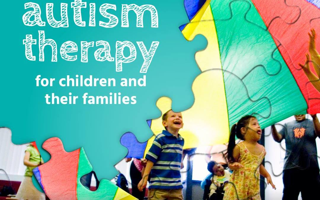 Join us in Providing Autism Therapy