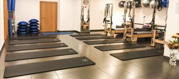 Pilates Matwork