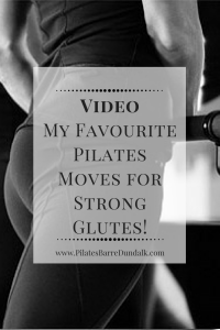 Pilates Moves for Strong Glutes Video