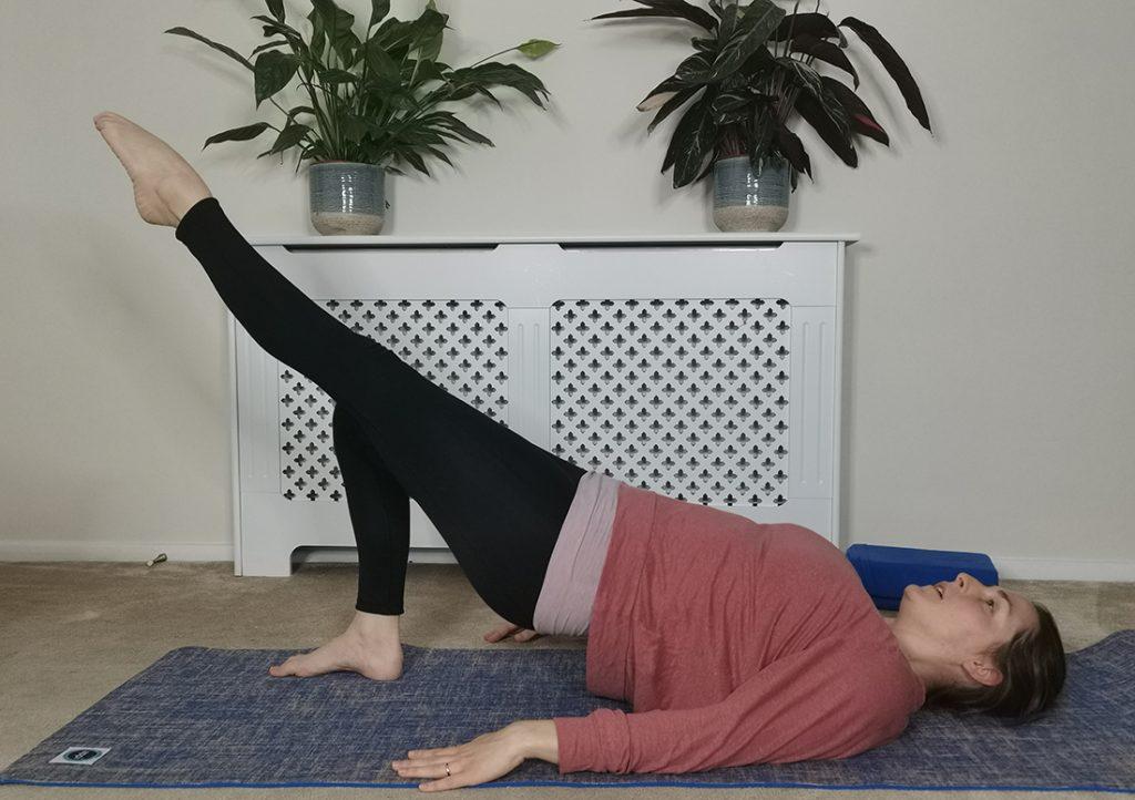 Pilates bridge exercise - what is pilates