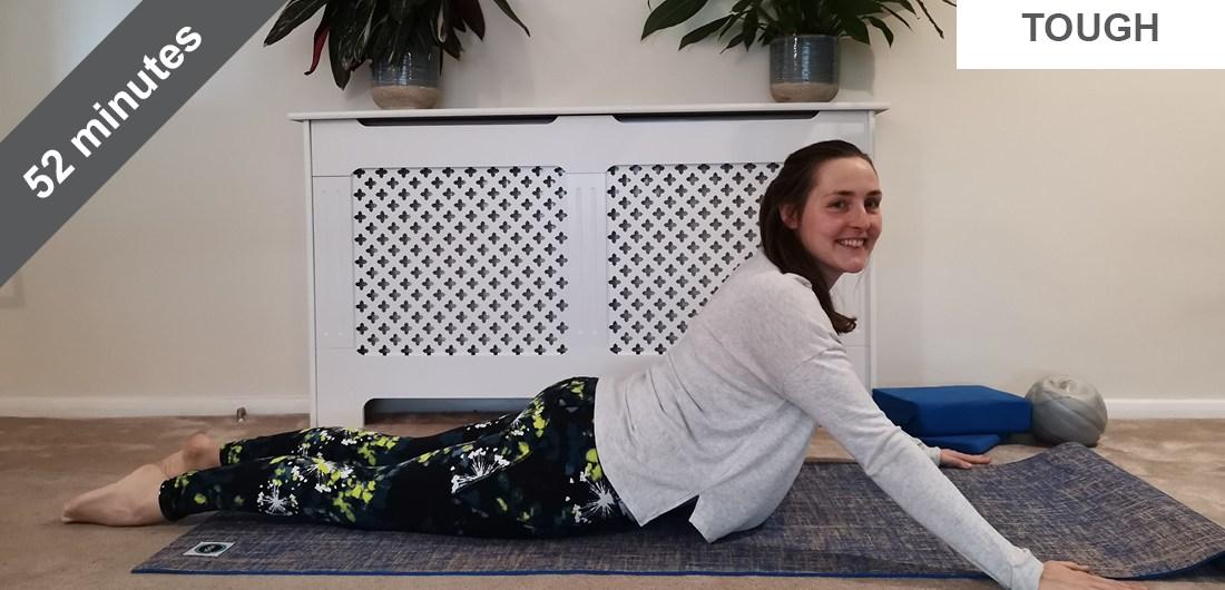 full body pilates blitz