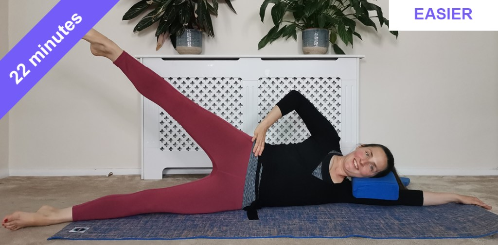 lunchtime Pilates