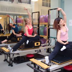 Malibu Pilates Chair Desk Massager Piilate Group Equipment Classes In Nyc On Fifth