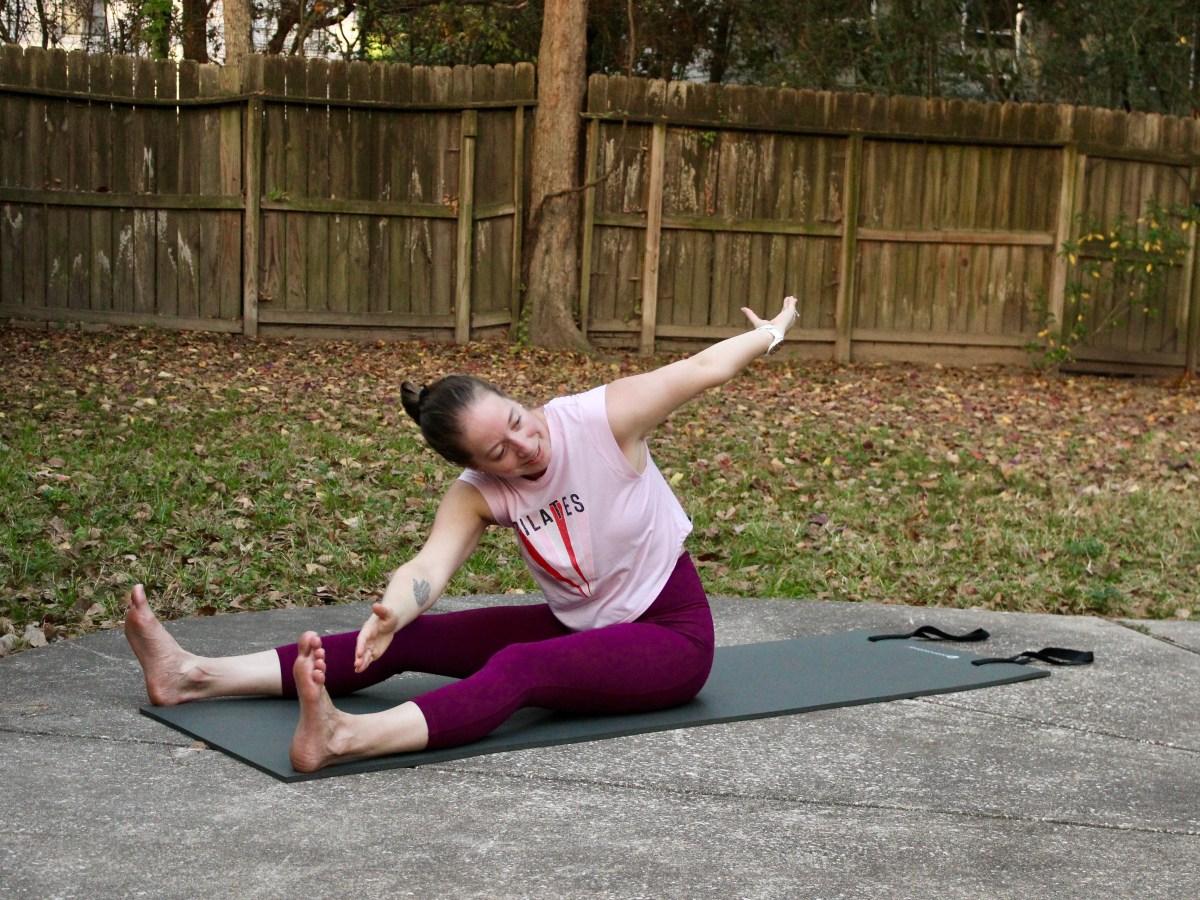Shoulder relief & wrist strength