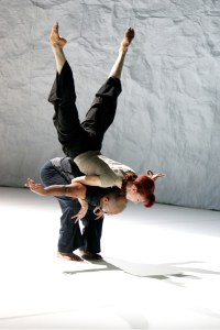 Akram Khan and Sylvie Guillem performing Sacred Monsters