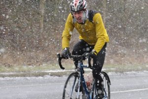 Winter training - cycling