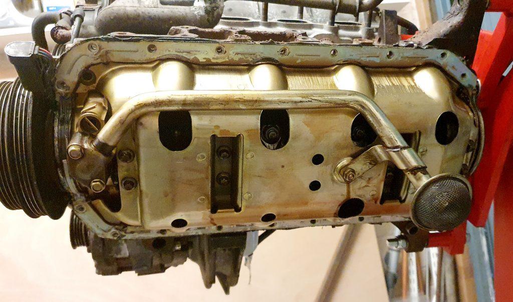 Mazda MX-5 VVTi 1.8l Engine Oil Pickup Tube