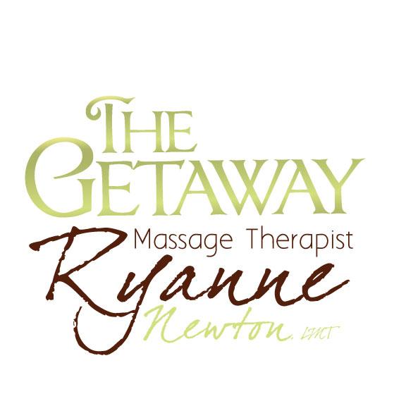 New Logo Design for The Getaway – Ryanne Newton, LMT, Massage Therapist