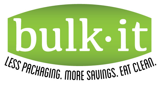 New Logo for Bulk It Foods