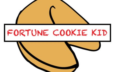 New Logo for Startup Business, Fortune Cookie Kid
