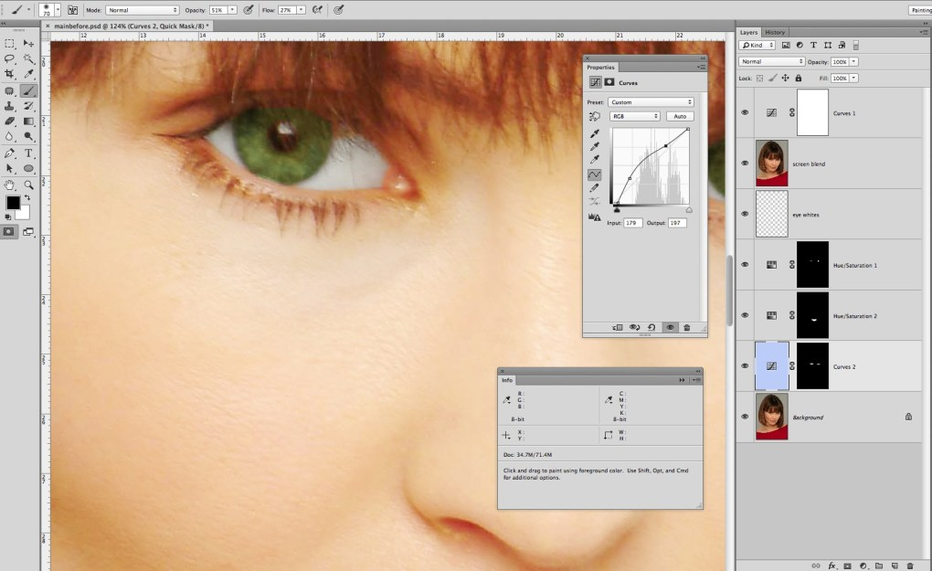 more adjustment layers