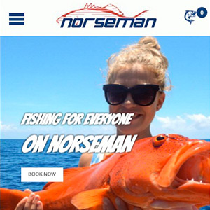 Norseman reef fishing mobile view