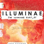 Cover of Illuminae by Amie Kaufman and Jay Kristoff