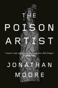 Cover of The Poison Artist by Jonathan Moore