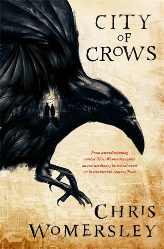 City of Crows by Chris Wormesley
