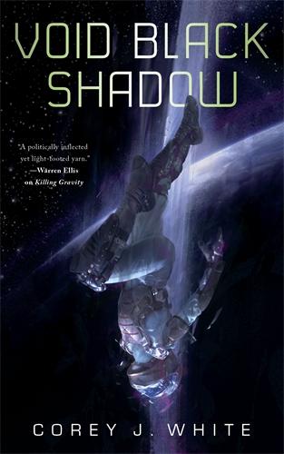 Void Black Shadow by Corey J White