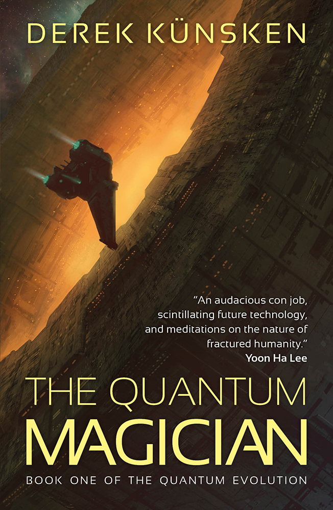 The Quantum Magician by Derek Knusken