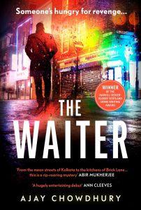 The Waiter by Ajay Chowdhury