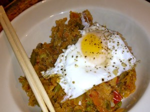 healthy alternative to fried rice