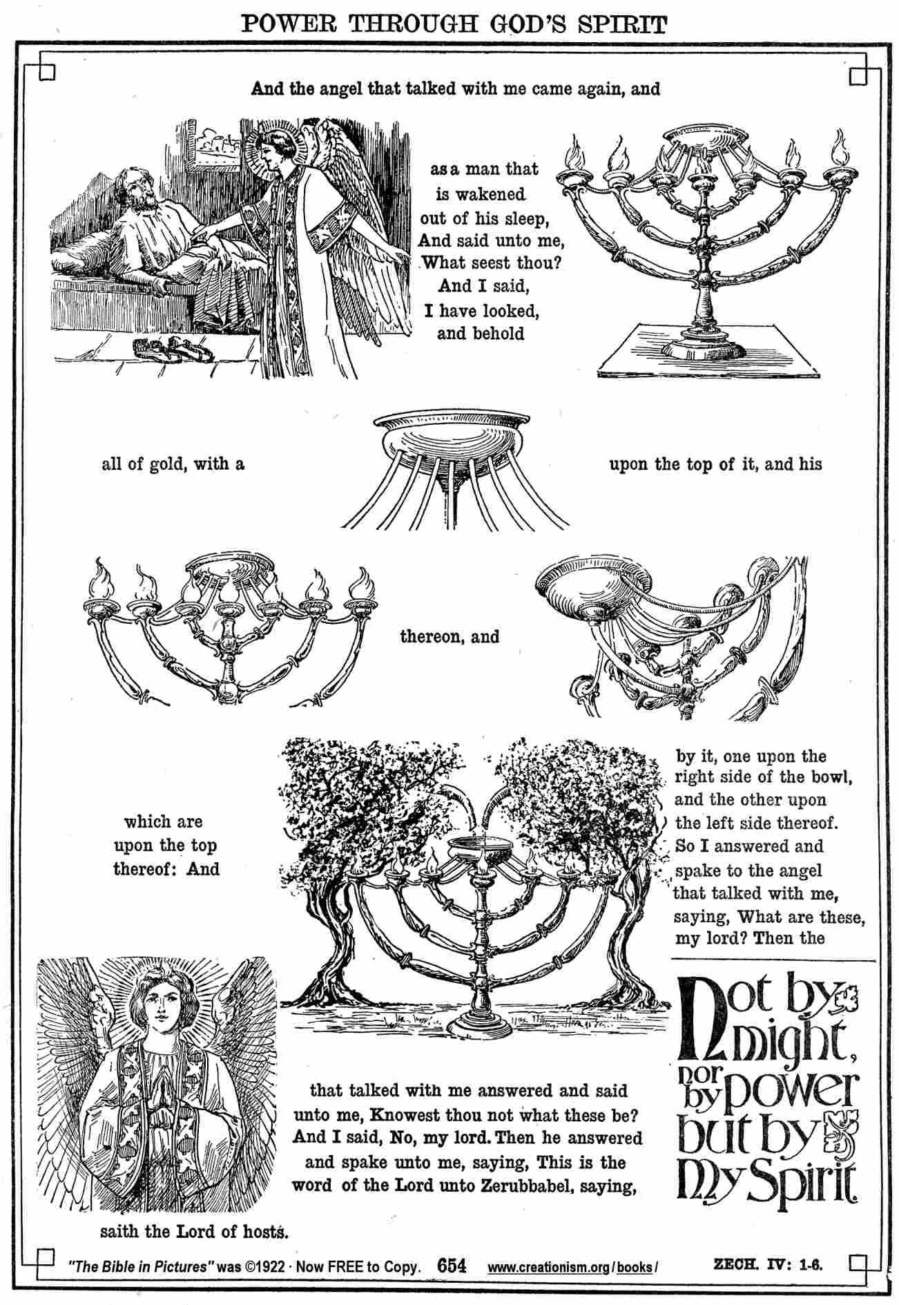 Zechariah Noah Begat 3 Sons