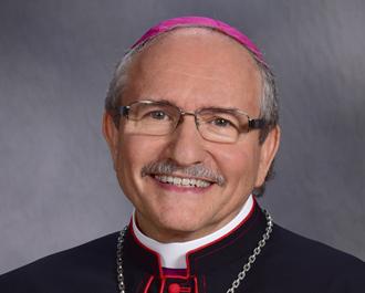 Bishop Michael J. Boulette