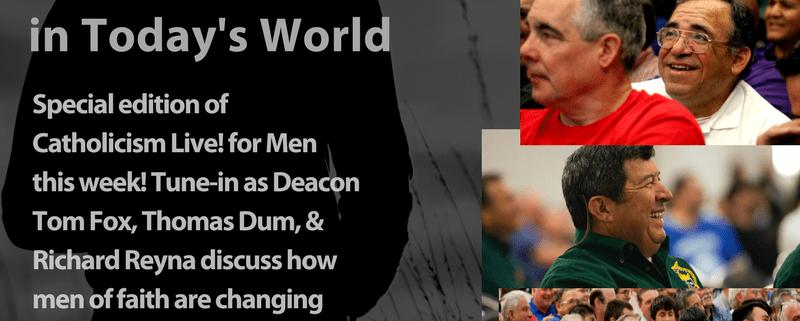 Men of Faith in Today's World