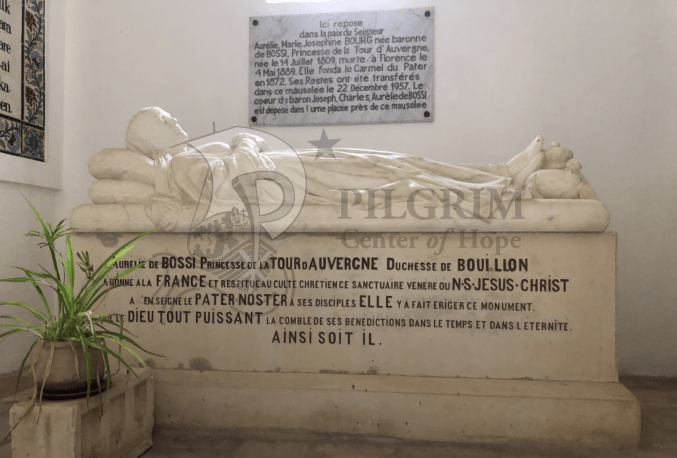 Tomb of French Princess