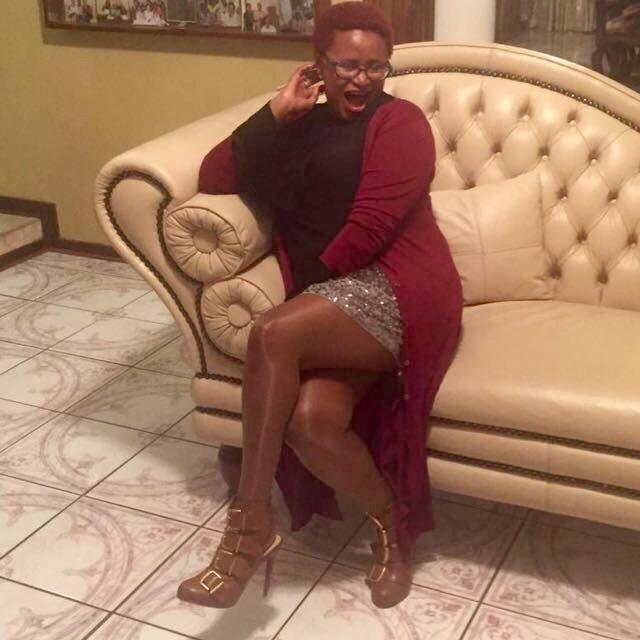 Dr Makgati Mokwena  Pilgrim In Heels