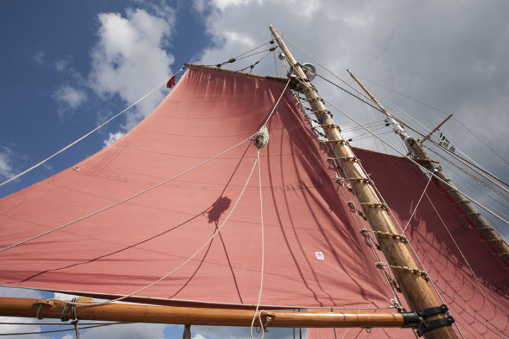 Devon Day Out Sailing