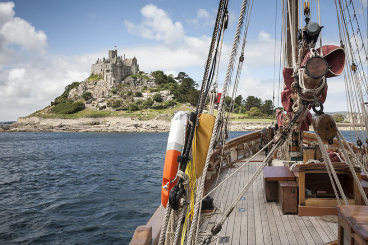 Cornish Coastal Sailing Holiday