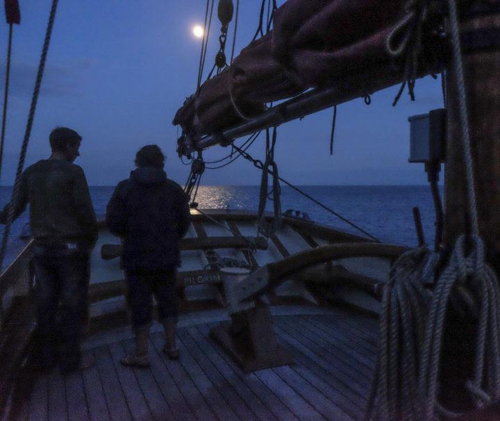 Halloween Overnight Sailing Experience