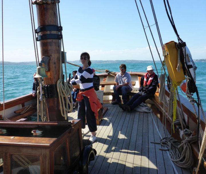 Devon Traditional Sailing Holiday