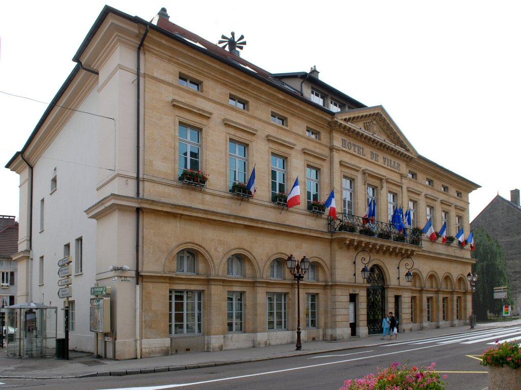 Pontarlier Mairie