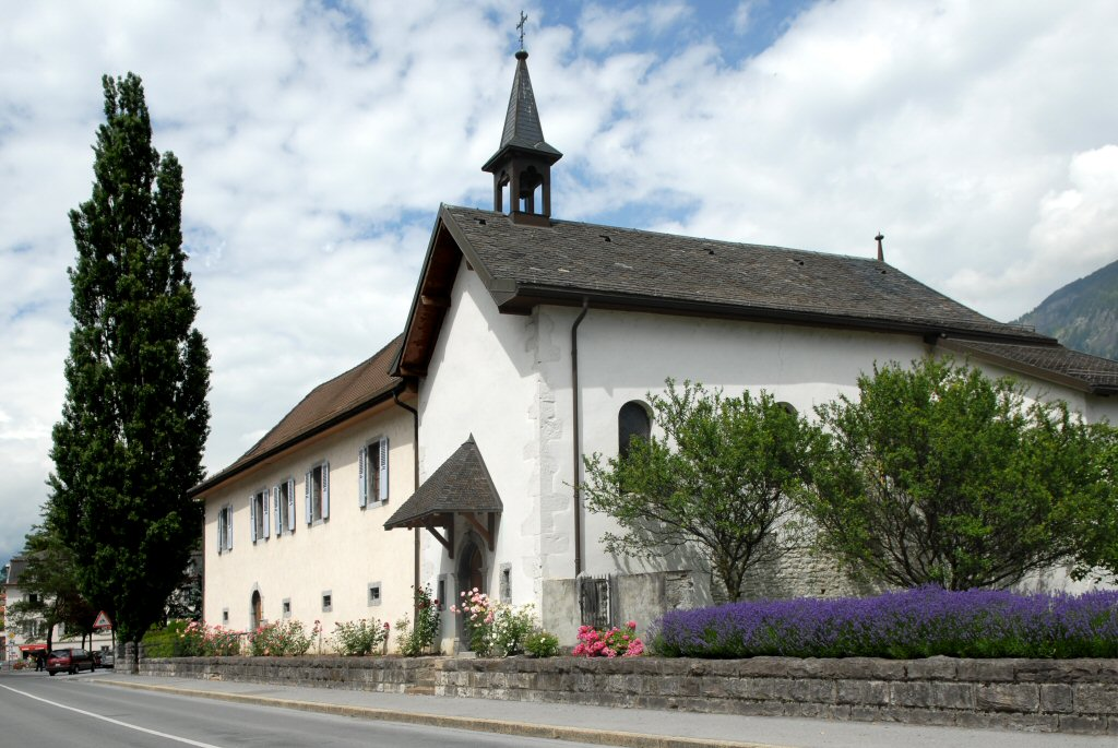 St Maurice Hospice St Jacques