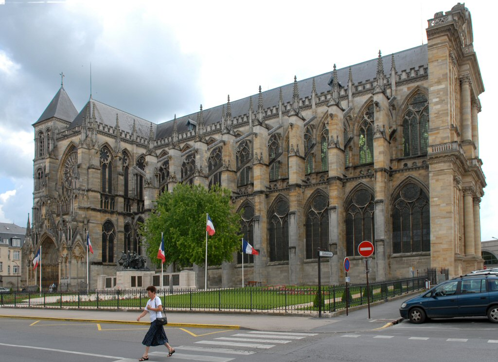 Chalons-en-Champagne cathedral