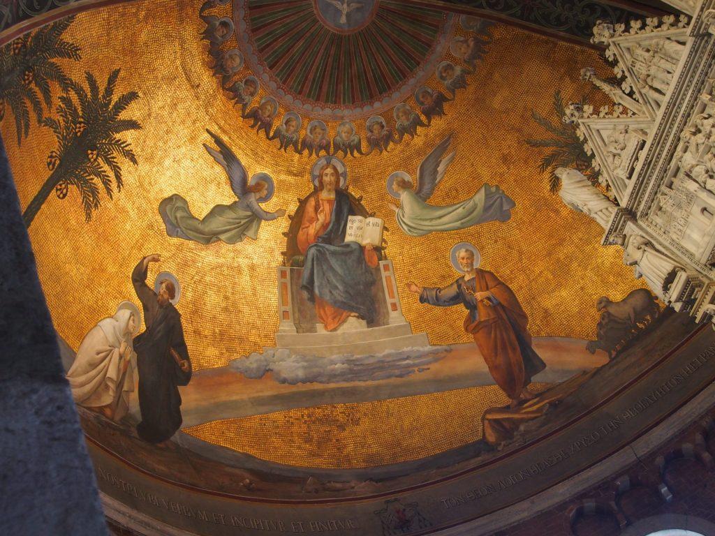 Church of San Pietro in Ciel d'Oro