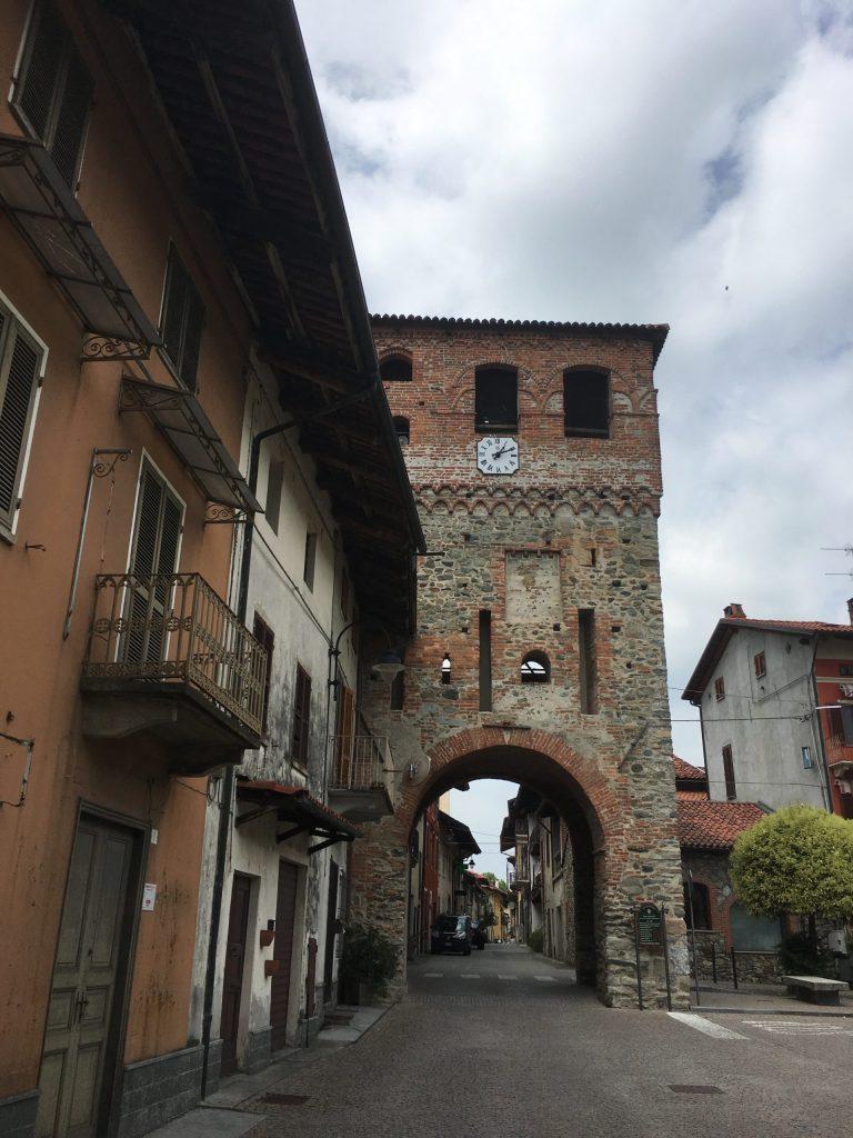Piverone main street