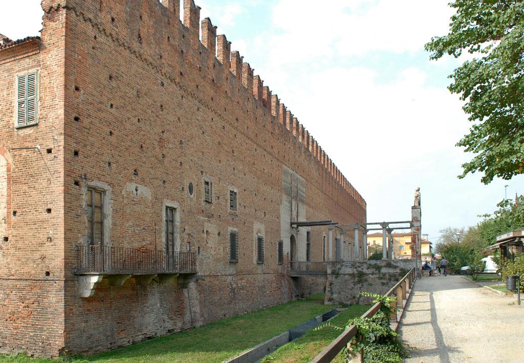 Belgioso Castle