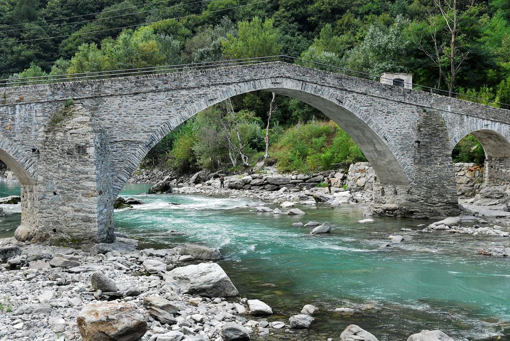 Roman Bridge before Verres